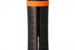 haloween stenless bottle - screw black