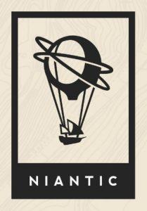 Niantic社のロゴ