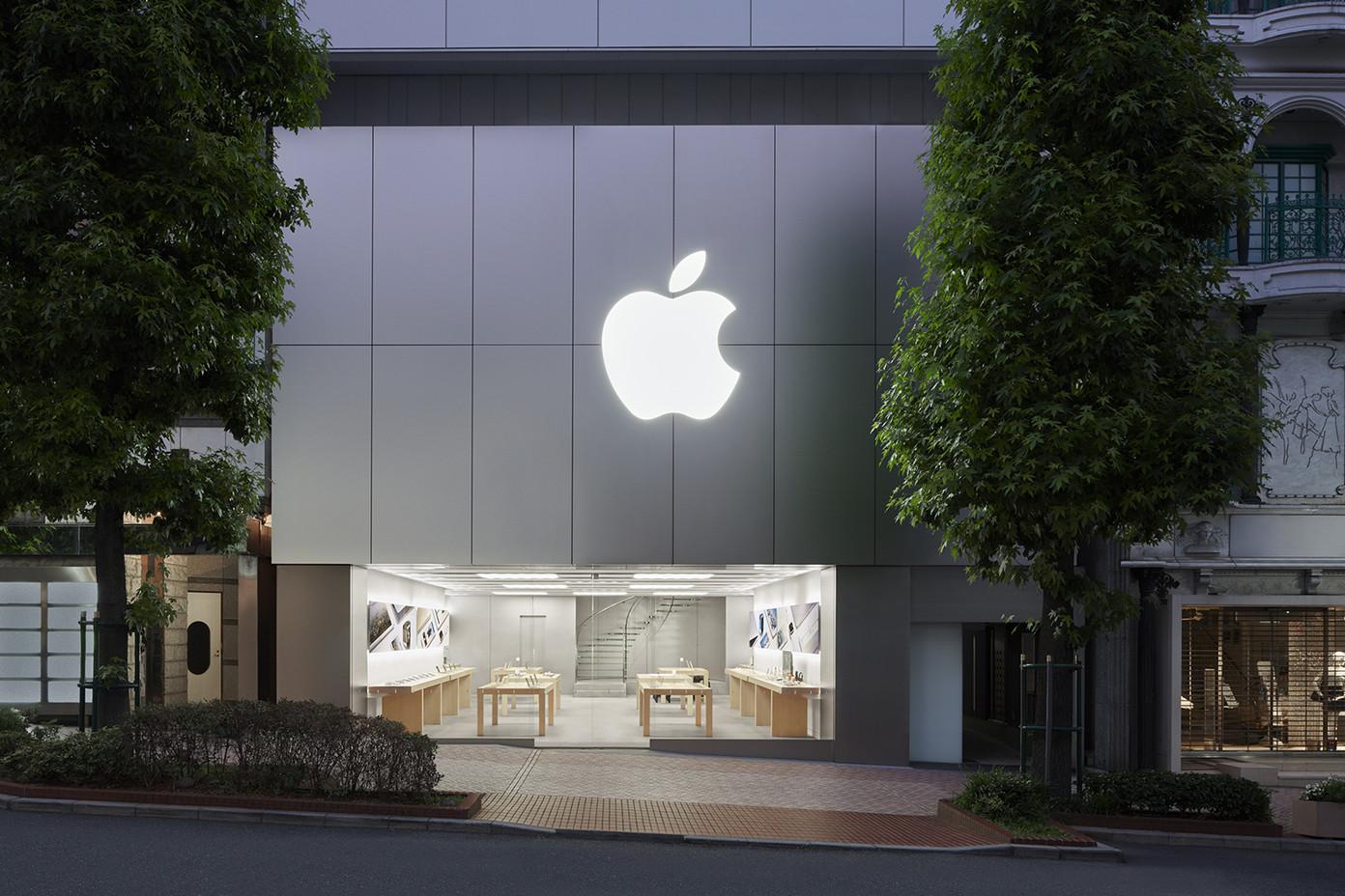 アップル 渋谷店