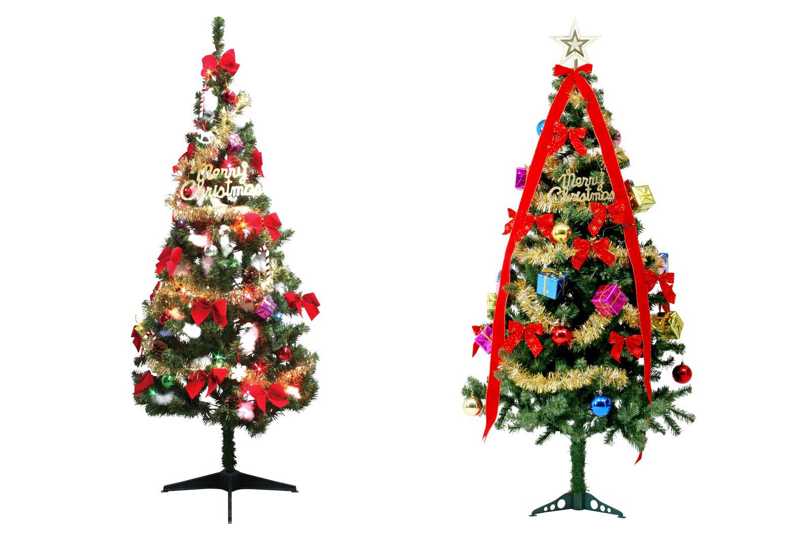 DMMいろいろレンタルのクリスマスツリー