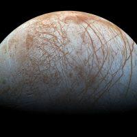 木星の衛星 エウロパ