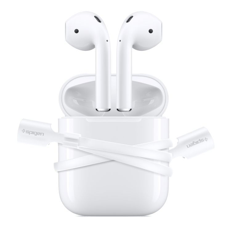 AirPods Strap with AirPods case