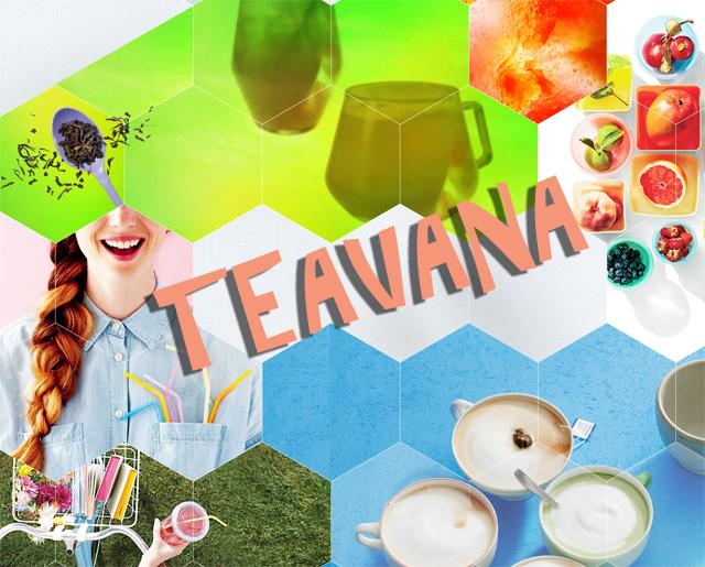 TEA多彩に変えていく、TEAVANA