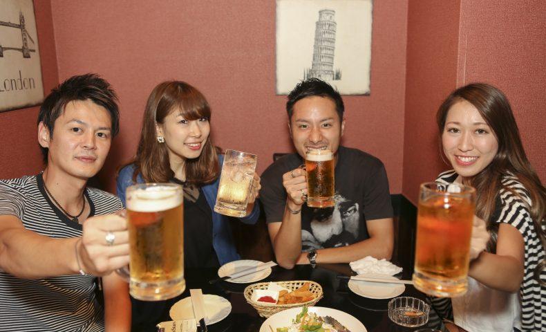 どのくらい酒を飲むとがんになる?グループ1の発がん性物質とは?