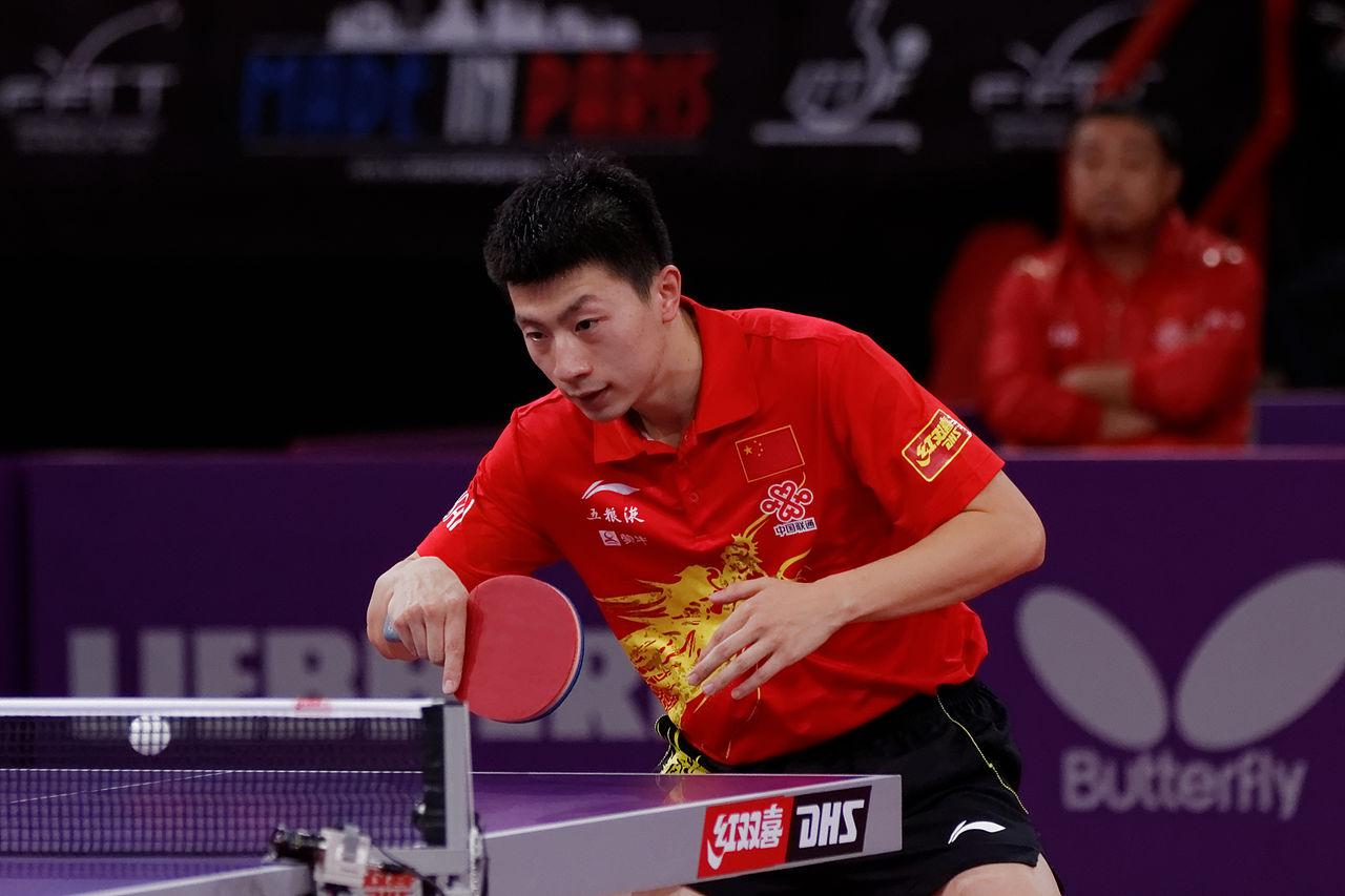 中国 馬龍選手