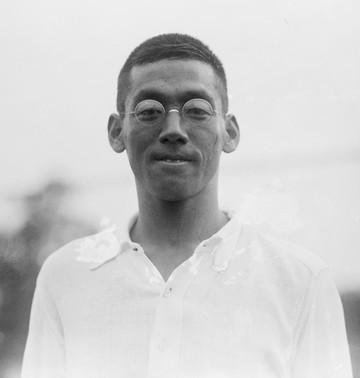 熊谷一弥氏 1916年