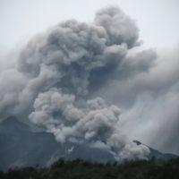 鬼海カルデラが噴火する?