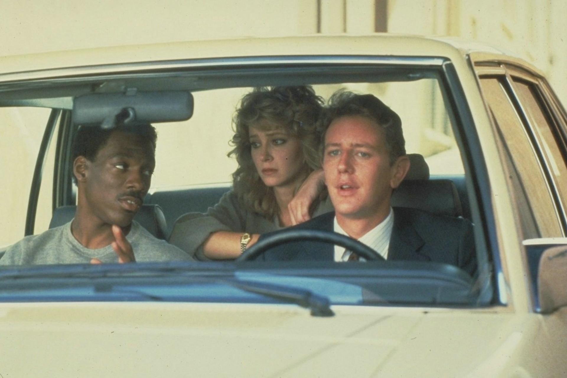 ビバリーヒルズコップ 1984