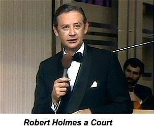 Robert Holmes a Court