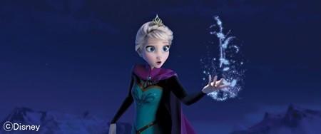 「レット・イット・ゴー」 アナと雪の女王