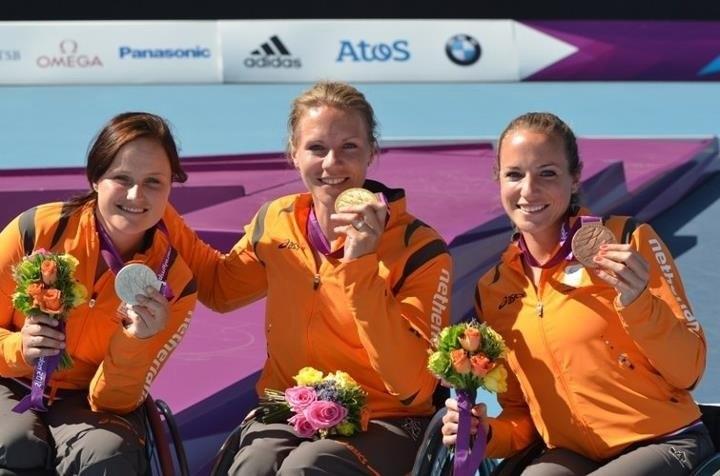 オランダ代表チーム @2012年パラリンピック