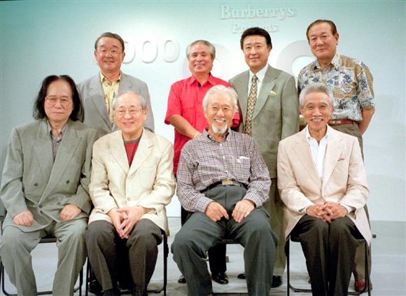 昭和九年会(2000年9月9日)
