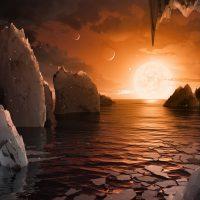 TRAPPIST-1の7つの惑星に生命はいる?NASA発表をわかりやすく解説