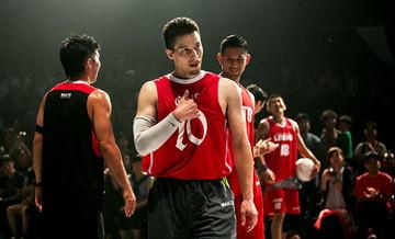 佐々木クリス@バスケットボール