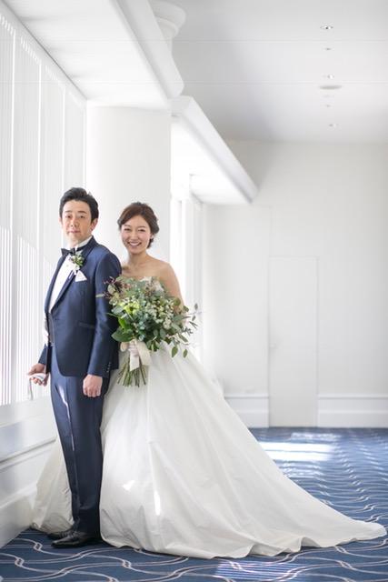 東山加奈子さんと旦那さん(?)