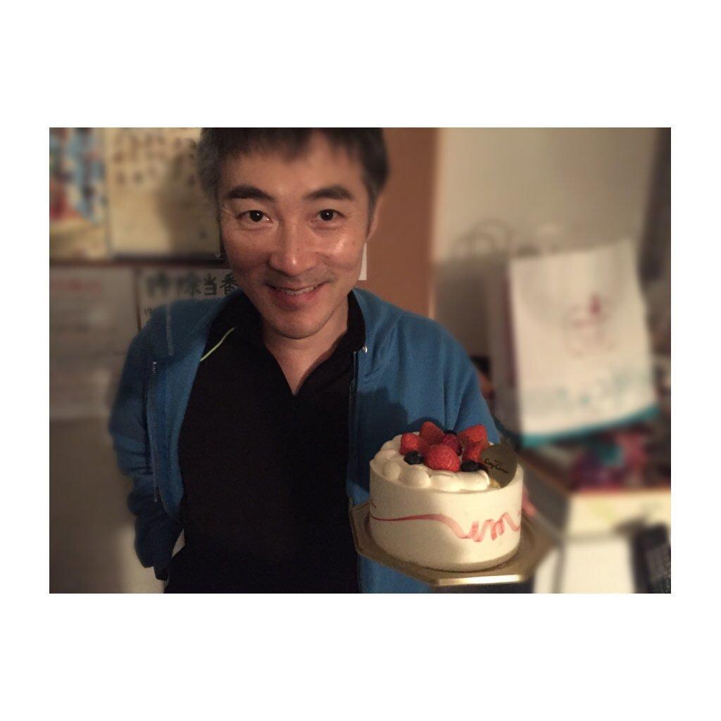 峯村純一さん 38歳の誕生日
