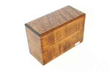 長方形の弁当箱(かえで)