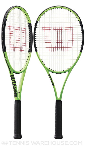 Wilson Blade 98(18x20) Contervail Lime LE