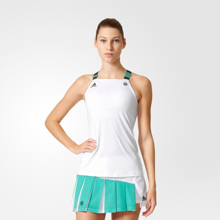 ns Roland Garros Tank Top and Skirt