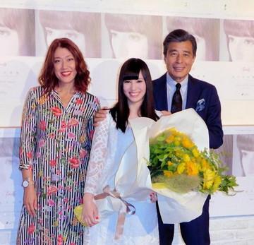 LiLiCo&Anna&舘ひろし