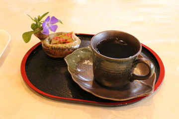 コーヒー(「風の詩」)