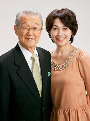 山本文郎さんと由美子さん