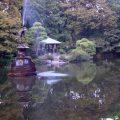 池の水ぜんぶ抜くで発見の軒丸瓦とは?鍋島家の屋敷の場所は?
