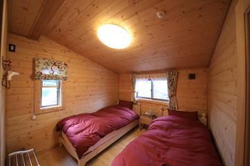 3Fのベッドルーム