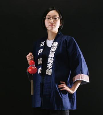 篠原由香利さん