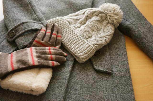 流星観測の防寒対策