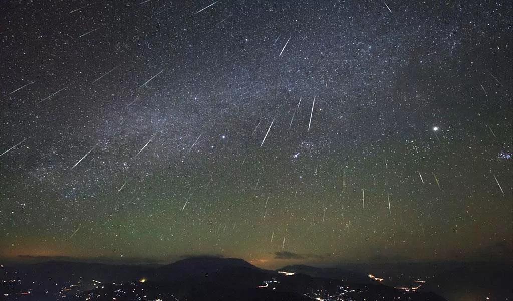2014年のオリオン座流星群