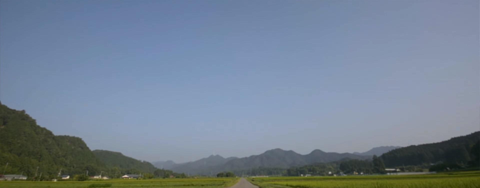 鹿沼市の田園風景