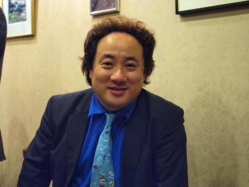 恐竜研究家 富田京一さん