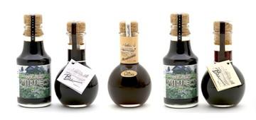 バルサミコ酢の商品ラインナップ