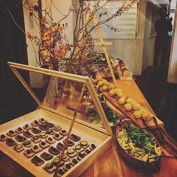 細川芙美さんのケータリング料理 3
