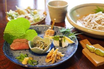 発酵ご膳コースの夕食