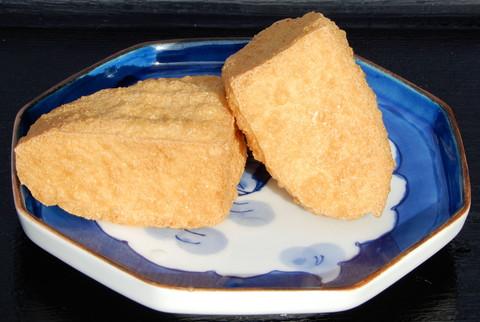 ざる揚げ豆腐
