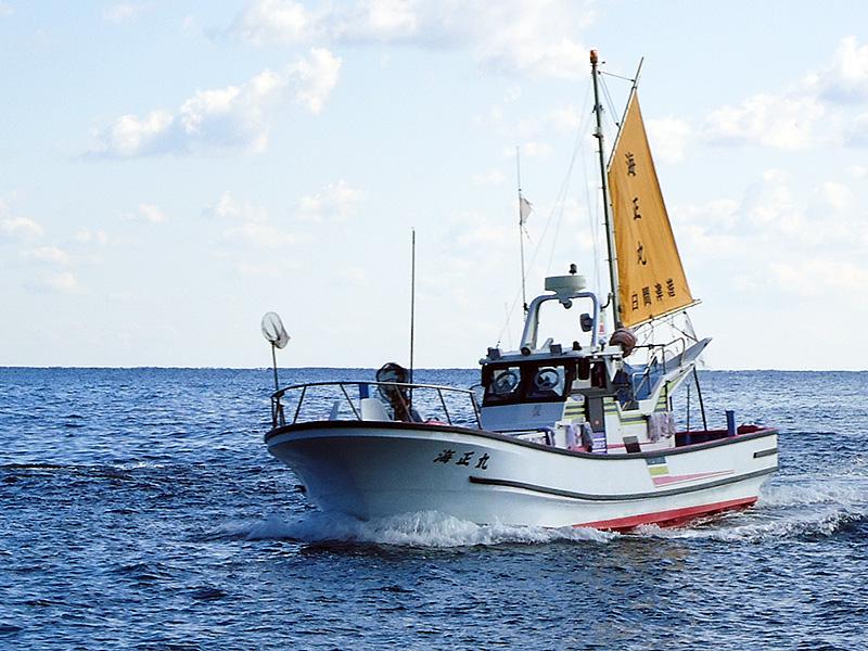 釣り船 海正丸