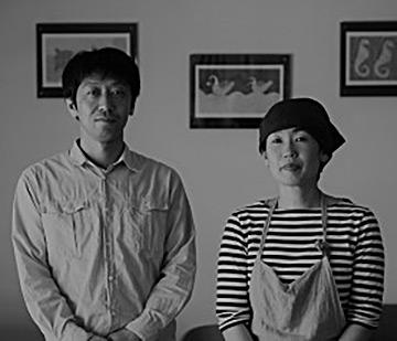 「tonbi coffee」の間庭ご夫妻