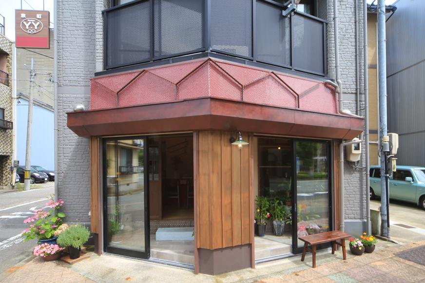 寄合カフェ「京町Y.Y」