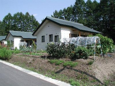 ラウベ付き農園(おおしお市民農園)