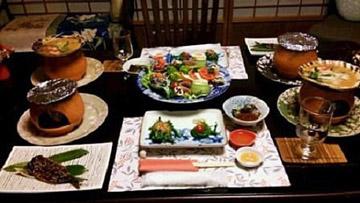 夕食(例)