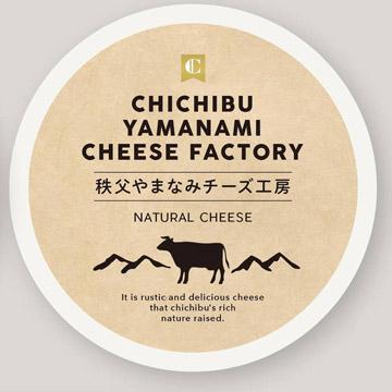 秩父やまなみチーズ工房のロゴマーク