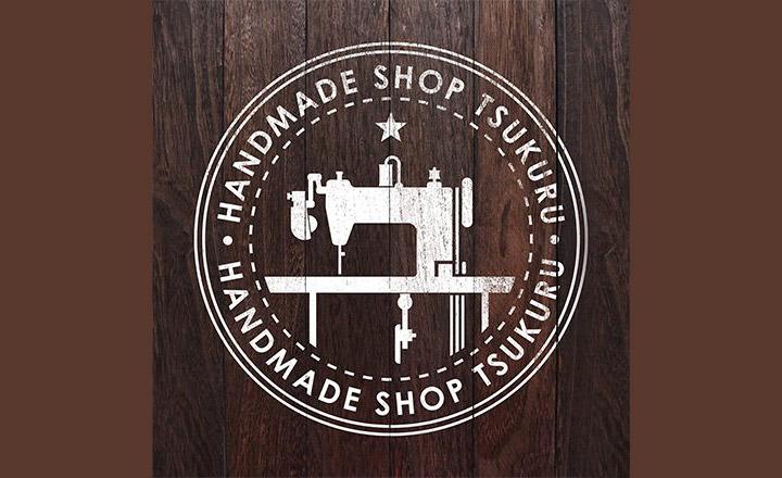 ハンドメイドショップTsukuruのロゴ