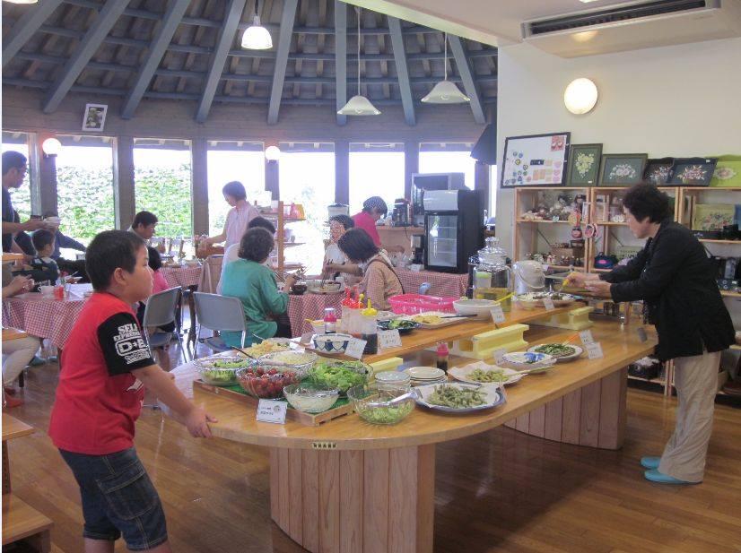 「農園レストラン つつじヶ丘」熊本地震被災からの再開