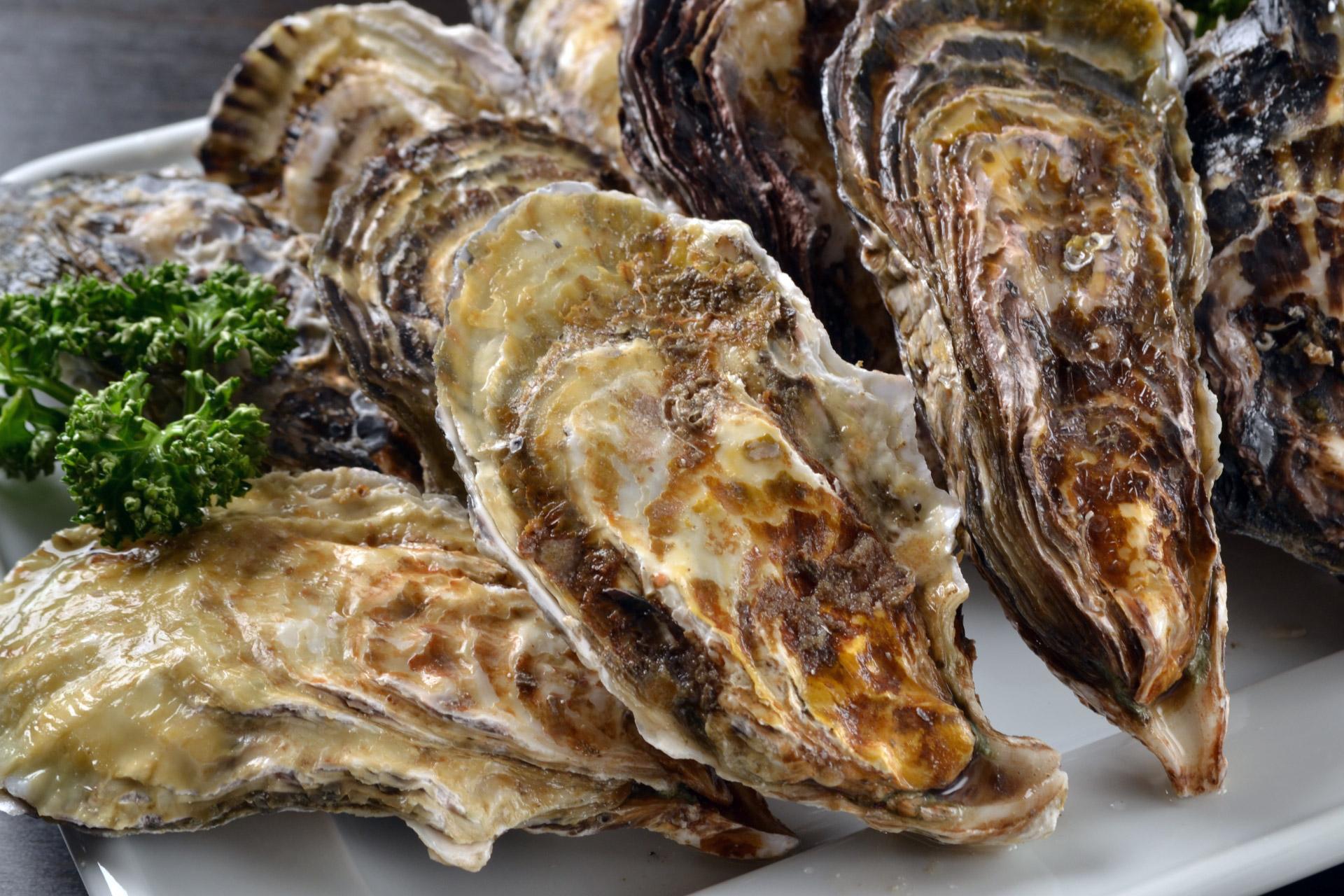 牡蠣の美味しい季節がやってきました!