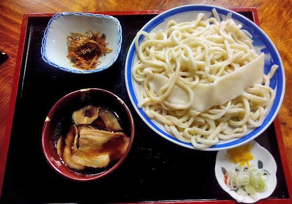 肉汁うどん(つけ汁)
