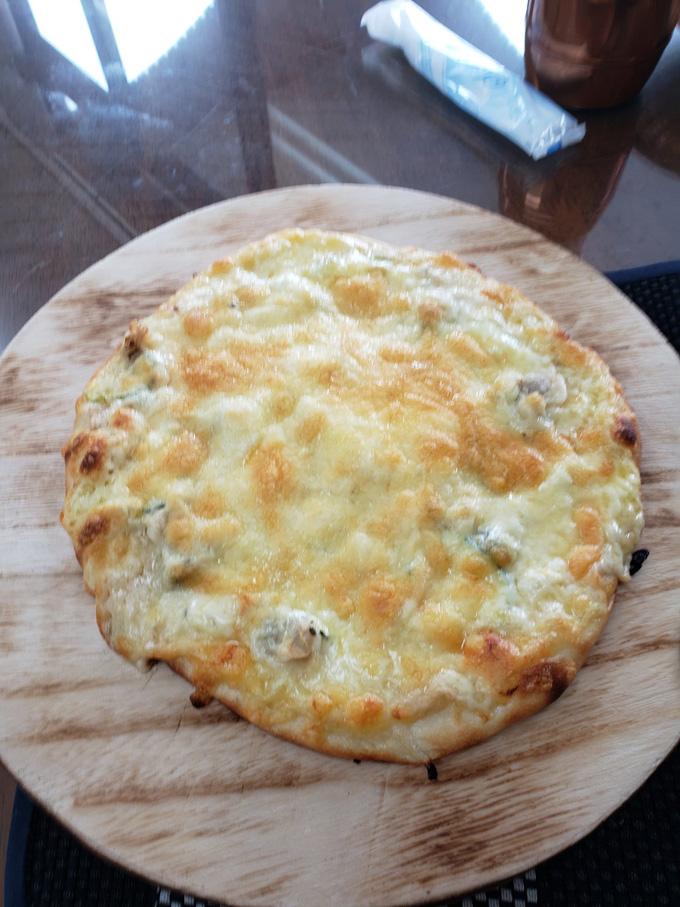 BaBaピザのおすすめピザ、ハマグリピザ!